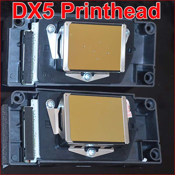 Eco Solvent Head DX5 Of galaxy Printer Spare Parts , DX5 Print Head