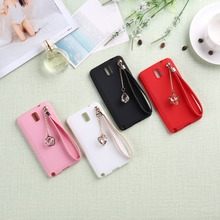 Hot tpu silicone cover case for samsung galaxy note 3 neo n750 n7505 case in stock