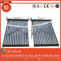 OEM porcelain enamel inner tank solar energy products for solar water heater