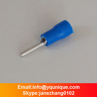 Yueqing Unique Terminal For Led Strip,Brass,PTV 2-18 Insulated Pin Terminal