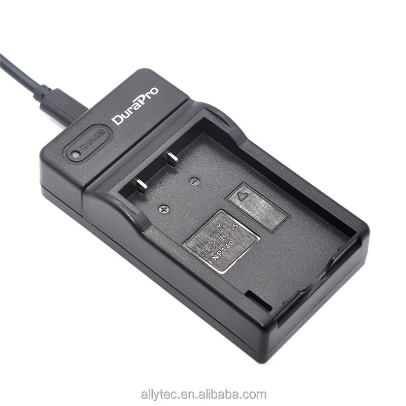 USB Single Charger for Olympus PS-BLS1 PS BLS1 PSBLS1 Camera Battery