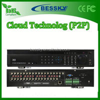 Bessky brand name 32channel dvr BE-9932HD wd1 resolution cctv dvr,car camera recorder for audi