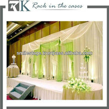 plain solid rod pocket sheer voile curtain, passe pole sheer voile panel curtains