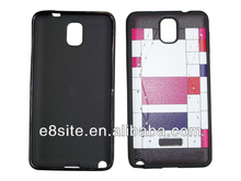 Fashion Colorful Hybrid TPU PC Case For SamSung Note 3 N9000