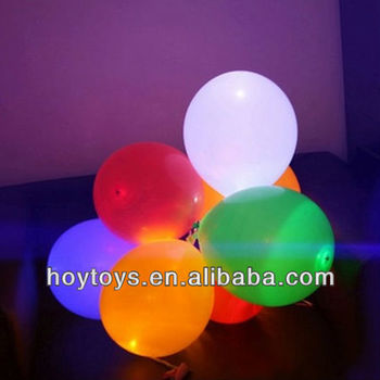 flashing led balloon lights wholesale buy led balloons. Black Bedroom Furniture Sets. Home Design Ideas
