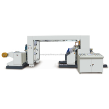High-Tech Automatic PLC Controlled Paperboard Slitter Machine with 1200mm Unwinding Dia.