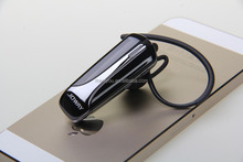 Business type wireless Bluetooth earphones Headset with CSR V4.1 70mAh hands free bluetooth phone headset