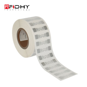 In Stock Long Distance 860MHz~960MHz RFID Tag Programmable UHF RFID Tag Sticker