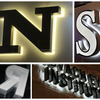 Grandview Business 3d Stainless Steel Signage
