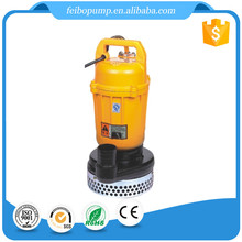 PW (PWF) specification submersible Mining Sewage Stainless Steel water pump