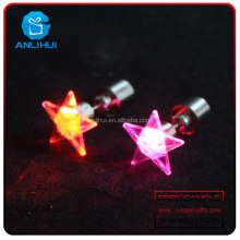 2015 All klinds of led flashing night party decor flashing led earrings