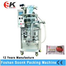 Alibaba China Fruit Juice Making And Packaging Machine