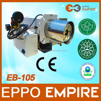 EB-105 heat treatment furnace burner/diesel mixed with waste oil