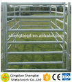 Hot dipped galvanized livestock yard panels for cattle/sheep/goat