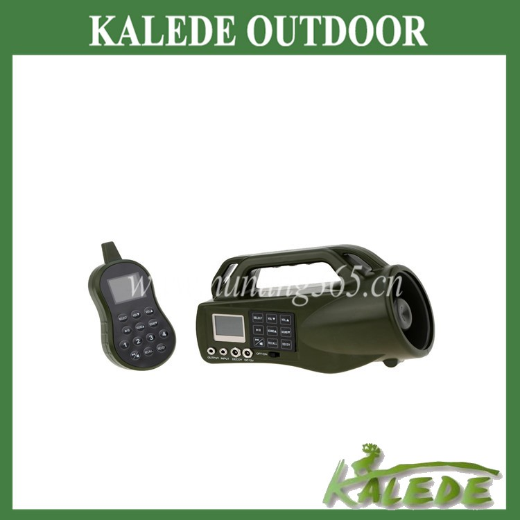 Newest electronic game calls bird caller CP-550 E-caller hunting equipment Fox pro with403 sounds animal caller