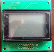 stn type 10x4 character lcd screen