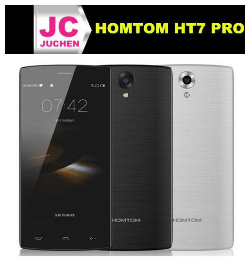 High-storage Battery and massive memory Homtom ht7 android mobile phone 4g lte