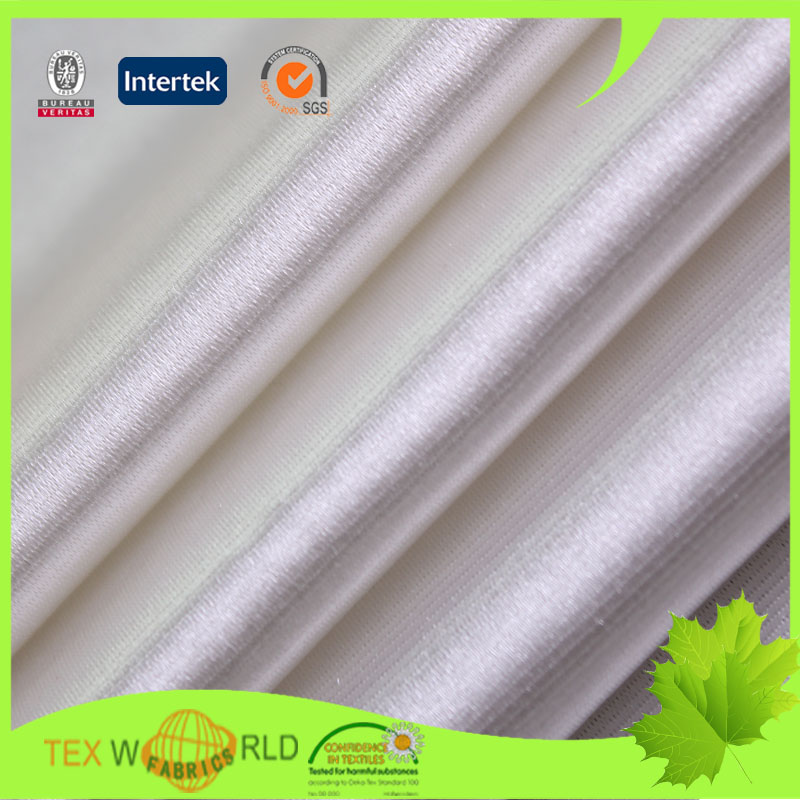 Textile lycra wholesale satin fabric composition