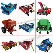 Farm equipment high quality peanut harvester for Bolivia market
