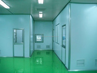 Customized turnkey High quality pharmaceutical and laboratory gmp clean room