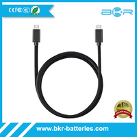 USB 3.1 Type-C Male to Type-C Male Connector Data Cable Male for Apple New Macbook 12 Inch/Nokia N1/Tablet and Other Type-C Supp