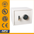 Steel safe box SC1215E/ 3mm body , 6mm door/ 300 x 380 x 300mm /UL listed Electronic lock / Beige .