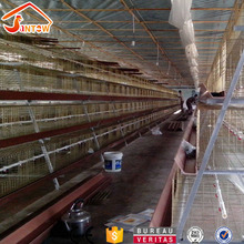 Hot Galvanized Chicken Battery Cage Cold Galvanized Poultry Cage Rearing In Kenya Nigeria Ghana Layer House