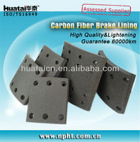 Brake roll lining with high quality