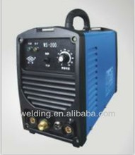 WS-200 inverter tig/arc welding machine