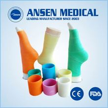 medical cohesive elastic bandage casting tape polymer