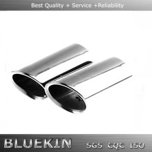 SS exhaust & muffler tips with factory price