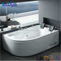SUYA hot sale home use sex massage spa bathtub,massage bathtub