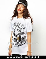 fashion style o-neck low price t-shirts 2013