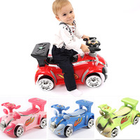 2014 Abs Plastic Type Baby Car Children Ride On Car Dk-F007