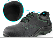 Hot selling action leather safety shoes with low price