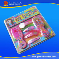 most popular Printing double blister card pack for toy