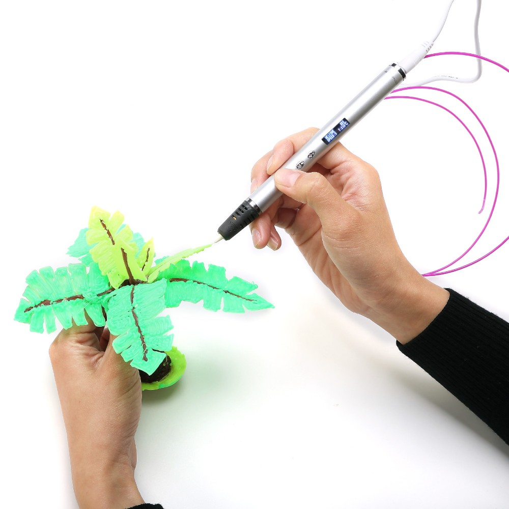 3D Printing Pen | The Smallest 3D Pen in The World | Jer Education