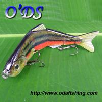 High quality 3D eyes outdoor recreation lure fishing equipment