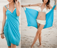 2016 New Fashion Women Beach Dress Wholesale Sexy Beach Cover Up Summer Swim Dresses