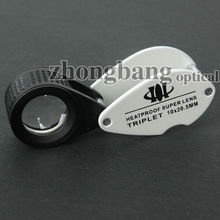 Fashion Folding Pocket diamond loupe and magnifier