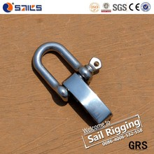 clevis shackle adjustable d shackle with clevis pin