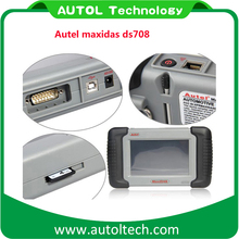 [AUTEL Distributor] 2017 full software Original Autel Maxidas DS708 DS 708 Update Online CDP PRO Plus as gift free shipping