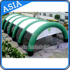 Newest Outdoor Inflatable Tunnel Tent For Advertising, Durable Mobile Inflatable Air Tight Tent / For Outdoor Camping Tent