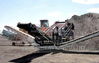 India Excavator Who use In Coal Mining Project