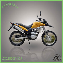 150cc dirt bike with the gasoline engine