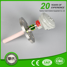 K Type Compress Spring Bayonet Loaded Thermocouple