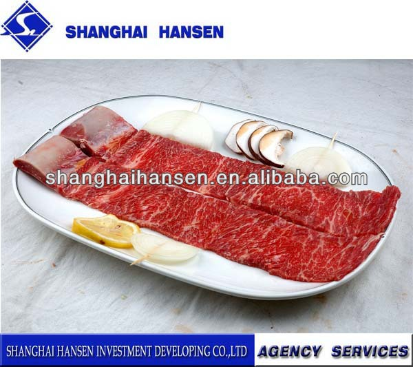 beef meat import agency service