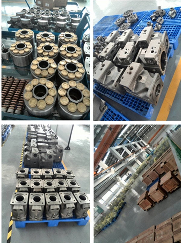China Made Quality KYB MSF46 radial hydraulic motor