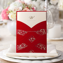 Custom Personalized Tamil Design Handmade Wedding Cards