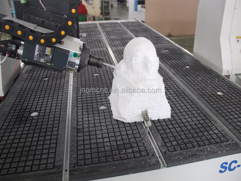 cheap price cnc cnc machine a bois sculpture 4 axis cnc route machine price